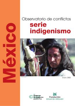 serie indigenismo