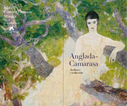 Folleto de la exposición Anglada-Camarasa