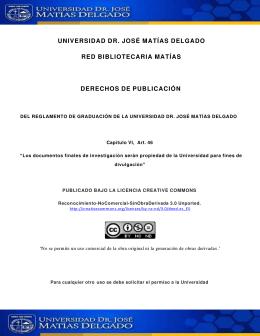 universidad dr. josé matías delgado red