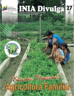 Agricultura Familiar - Sistema de Informacion Agricola Nacional
