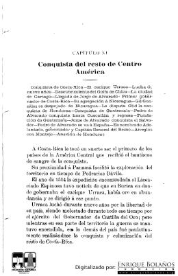 Historia Nicaragua José Dolores Gámez Parte 4 Historia Colonial