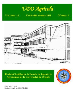 (Download all Papers)  - Revista Científica UDO Agrícola