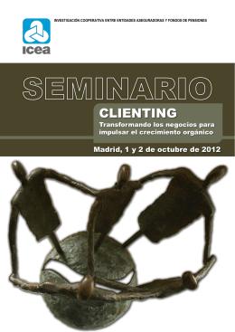 Programa Seminario Clienting