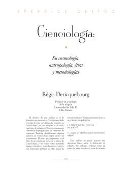 Cienciología