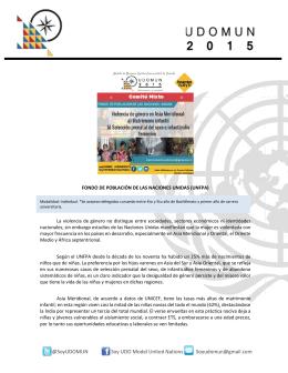 UDOMUN2015_Comités