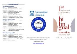 Instituto Universitario de Investigación en Estudios Norteamericanos