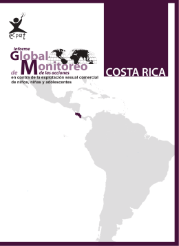 costa rica - ECPAT International