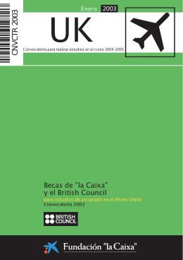 CNVCTR 2003 - Universidad Politécnica de Valencia