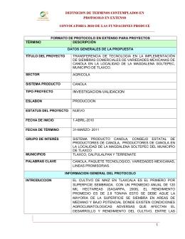 DEFINICION DE TERMINOS CONTEMPLADOS EN
