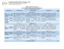 Rubrica Analítica de Evaluación Curso 211615_Procesos de