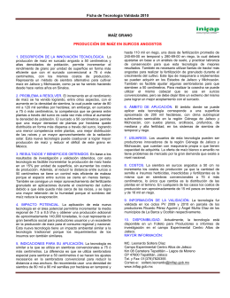 Ficha de Tecnología Nueva 2009