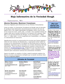 Hough Newsletter January 2013 Spanish.pub (Read