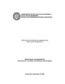 CAPITULO 1 - Biblioteca Central - Universidad de San Carlos de