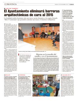 29 - Ayuntamiento de Ledesma