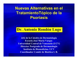 Perú Terapia psoriasis 5-4