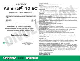 Admiral® 10 EC