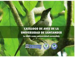 Aves UDES - UDES Verde