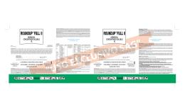 Roundup Full II x 20 lts - Servicio Agrícola y Ganadero