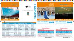 descarga aqui actividades depor verano y cursos natacion 2013