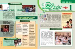 Boletín Coomonotas