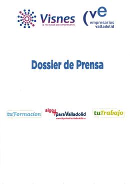 Dossier de Prensa - Confederación Vallisoletana de Empresarios