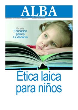 Semanario Alba (5/04/2007) Especial Educación para la Ciudadanía.