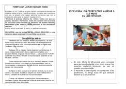 orientaciones padres 1º-3º - CEIP Cesar Cabañas Caballero