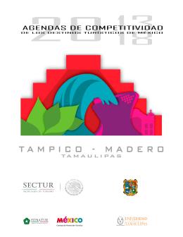 TAMPICO - MADERO - Secretaría de Turismo