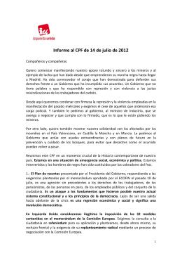 Informe CPF 14-07-12