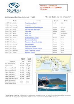 Itinerario 12 noches desde Atenas hasta Barcelona