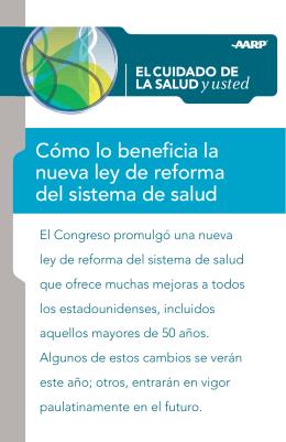 Cómo lo beneficia la nueva ley de reforma del sistema de