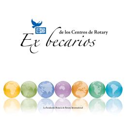 Ex becarios - rotary del pilar recoleta