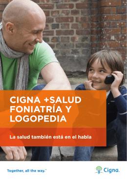 CIGNA +SALUD FONIATRÍA Y LOGOPEDIA