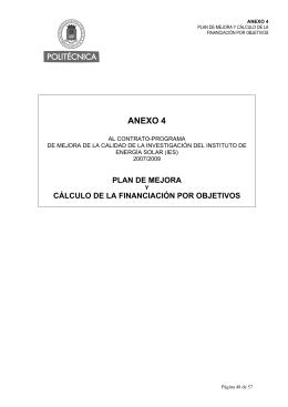 Anexo 4 - Instituto de Energía Solar