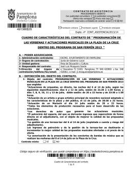 documento - Ayuntamiento de Pamplona