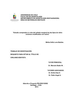 Estudio - Repositorio Académico