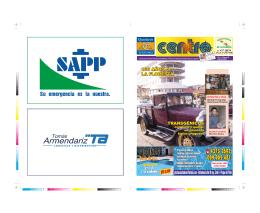Julio 2011 - Centro Comercial, Industrial y de Fomento de Atlántida