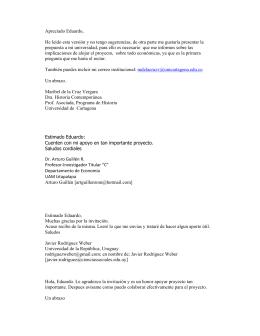 Leer más... - Un Debate Historico Inconcluso en America Latina