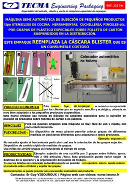 TECMA Engineering Packaging