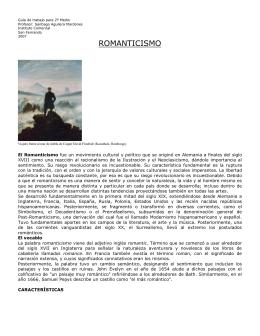 ROMANTICISMO - GEOCITIES.ws