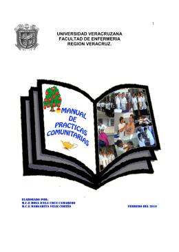 universidad veracruzana facultad de enfermeria region veracruz.