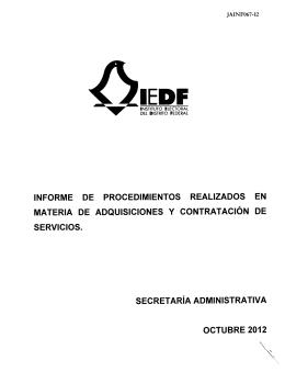 jainf-067-12 - Instituto Electoral del Distrito Federal