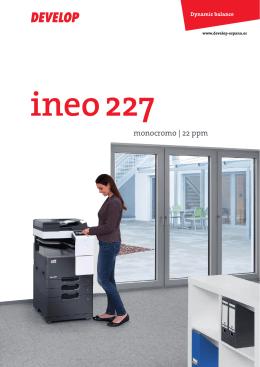 ineo 227