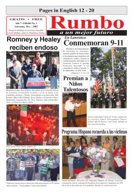 Conmemoran 9-11