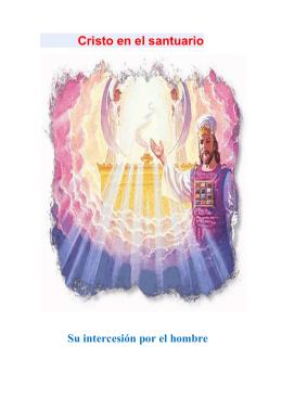 Cristo en el santuario
