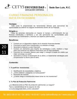 PROGRAMA TÉCNICO DISEÑO GRÁFICO PUBLICITARIO