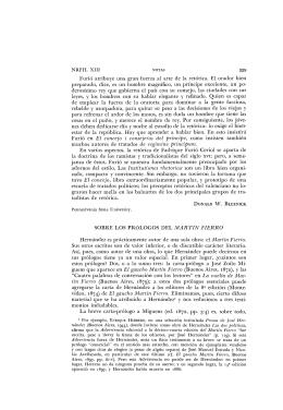 NRFH, XIII Furió atribuye una gran fuerza al arte de la retórica. El