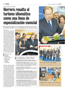 La Gaceta de Salamanca 26/11/2010