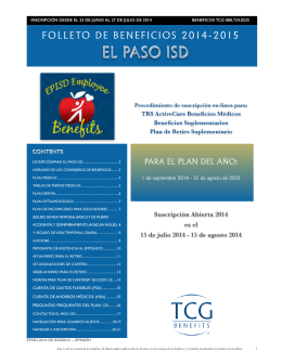 Spanish-El Paso OE Booklet v1.pages