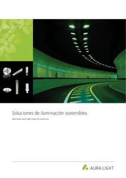 Soluciones de iluminación sostenibles